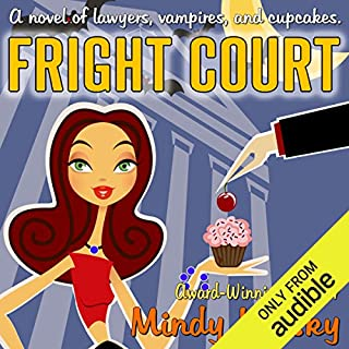 Fright Court cover art