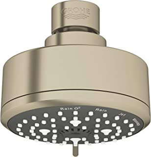 GROHE 26043EN1 Tempesta Cosmopolitan 100 Shower Head, Brushed Nickel