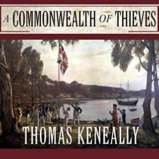 A Commonwealth of Thieves audiobook cover art