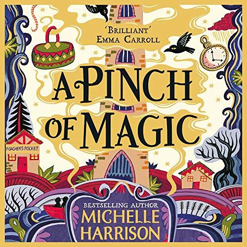 A Pinch of Magic cover art