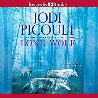 Lone Wolf                   By:                                                                                                                                 Jodi Picoult                               Narrated by:                                                                                                                                 Natalia Payne,                                                                                        Louis Changchien,                                                                                        Celeste Ciulla,                   and others                 Length: 12 hrs and 56 mins     2,325 ratings     Overall 4.1