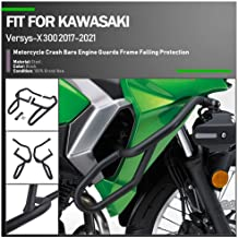 Fit For Kawasaki Versys 650 1000 Versys-X 250 300 KLE500 ER-5 22mm 7//8 Motorcycle Handlebar Risers Extension Back Moved Mount Riser Durable and cost-effective Color : Silver