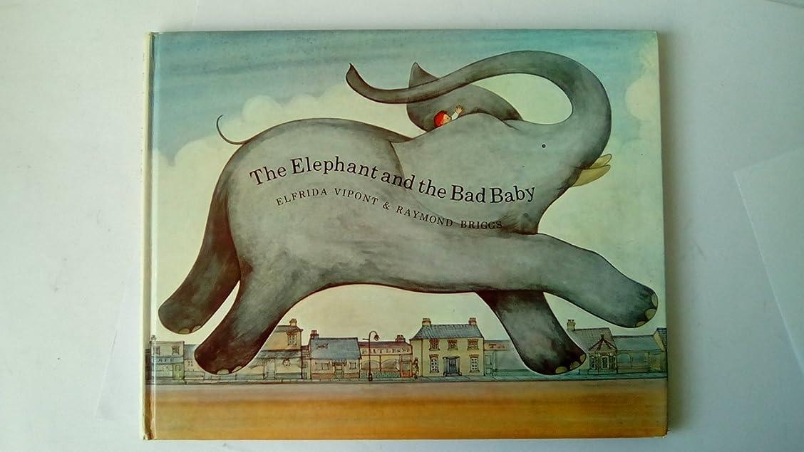 暗いばかげている意欲The Elephant And the Bad Baby