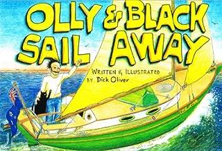 Olly & Black sail away