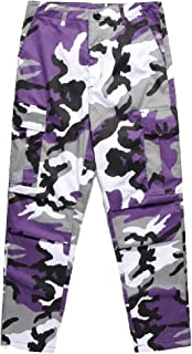 Men Hip Hop Camo Jogger Sweatpant Loose Tapered Gym Pants