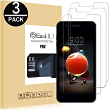 EasyULT Vetro Temperato per LG K9 [3 Pezzi], Pellicola Protettiva in Vetro Temperato Screen Protector per LG K9