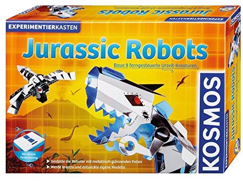 Kosmos 620394–Jurassic Robots