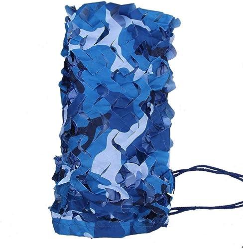 JJWZW Filet de Camouflage Oxford Filet de Camouflage de Tissu d'Oxford Filet de Camouflage Marin Filet de Camouflage de Camping approprié à la Chasse au Bois pour Les Jardins d'ombre extérieurs