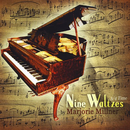 3/4 Time-Nine Waltzes by Marjo [Import USA]