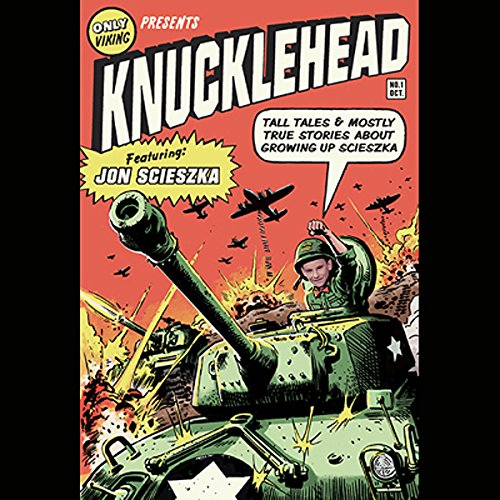 Knucklehead audiobook cover art