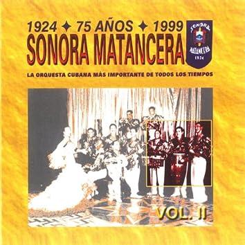 Sonora Matancera 75 Años Vol. II