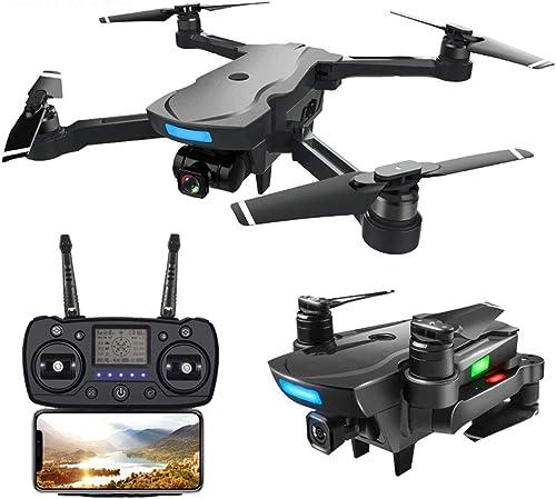 n ° 1 en línea AIUYER Brushless Drone GPS WiFi 1080P Cámara Positioning Altitude Altitude Altitude Hold Auto Return 20mins Tiempo de Vuelo Quadcopter  moda