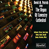 Organ of Coventry Cathedral...