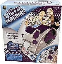 AMAV Toys Super Sticker And Lamination Maker Machine 2 In 1 Multi Color Craft Kit