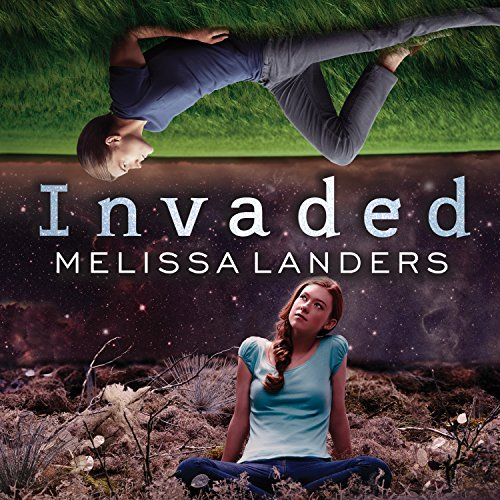 Invaded audiobook cover art