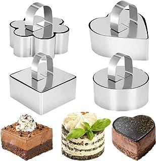 WYNYX Muffa del////Gel di silice Fatto a Mano dello Strumento di Decorazione del Dolce del Cioccolato/dello Specchio dellaroma del Gesso dello Specchio del mestiere di Decorazione