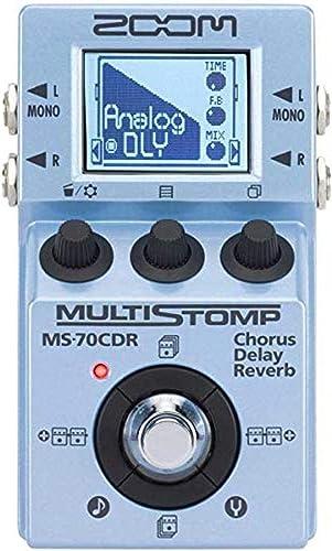 Zoom MS-70CDR Multi Stomp Pédale multi-effets