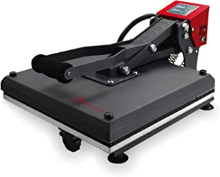 Heat Press Machine 15x15 inch Digital Industrial Sublimation Printing Press Heat Transfer Machine for T-Shirt
