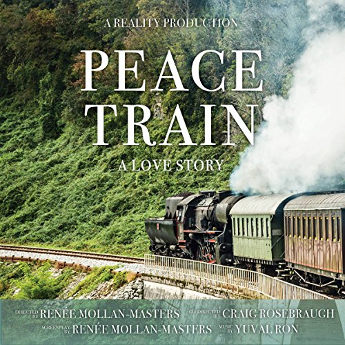 Peace Train audiobook cover art