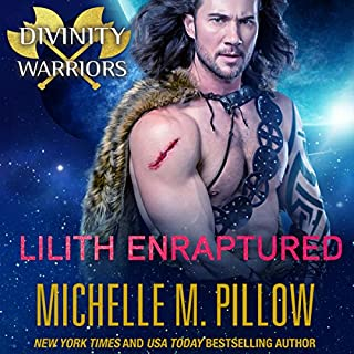 Lilith Enraptured audiobook cover art