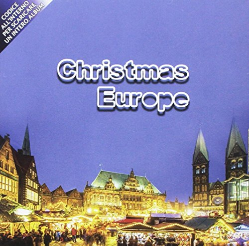 Christmas Europe, 2 CD Canzoni Di Natale, Christmas Songs, O Tannenbaum, Petit Papa Noel, Bianco Natale, L'Albero Di Natale, O Little Town Of Bethlehem