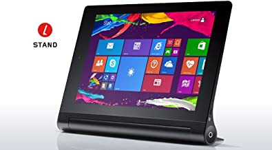 Lenovo Yoga Tablet 2 8 Windows - 59435765 - Ebony: Web Special - Intel Atom Z3745 (1.33GHz 1066GHz 2MB)