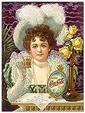ArtPlaza Art Studio-Coca Cola 1900, Dekorative Paneele,