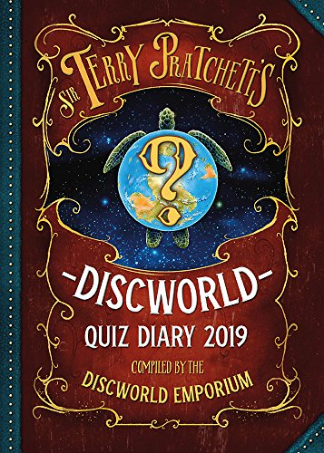 Terry Pratchett's Discworld Diary 2019