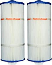 Pleatco PPM50SC-F2M Pacific Marquis Spas Hot Tub Spa Filter Cartridge (2 Pack)