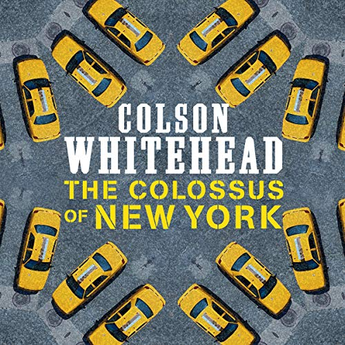 The Colossus of New York  By  cover art