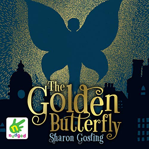 The Golden Butterfly cover art