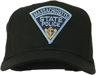 e4Hats.com Massachusetts State Police Patch Cap