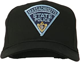 massachusetts police patches