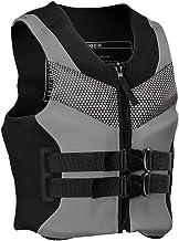 Ounabing Adjustable Life Jacket Vest for Adults Men Women Kayak Ski Buoyancy Fishing Boat Watersport Aid Vest