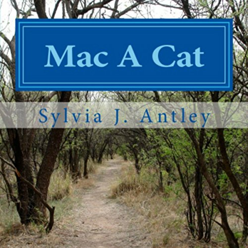 Mac A Cat audiobook cover art