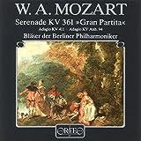 Mozart: Kammermusik für Bläser