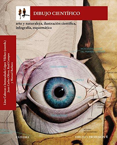 Dibujo científico: Arte y naturaleza, ilustración científica, infografía, esquemática (Arte Grandes temas)