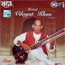 Ustad Vilayat Khan Sitar