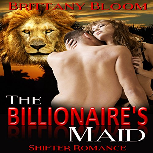 The Billionaire's Maid audiobook cover art