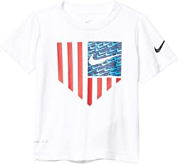 Home Plate Americana Tee (Toddler)
