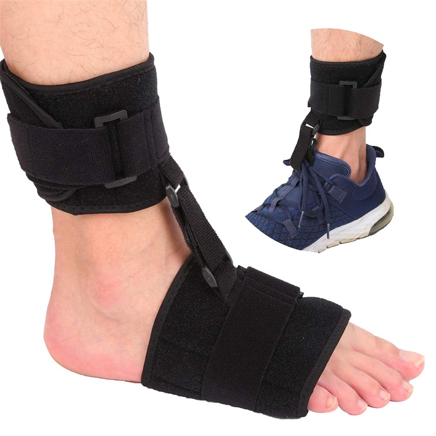 Max 73% OFF Challenge the lowest price Night Splints for Plantar Fasciitis Black New Mul Upgraded 2021