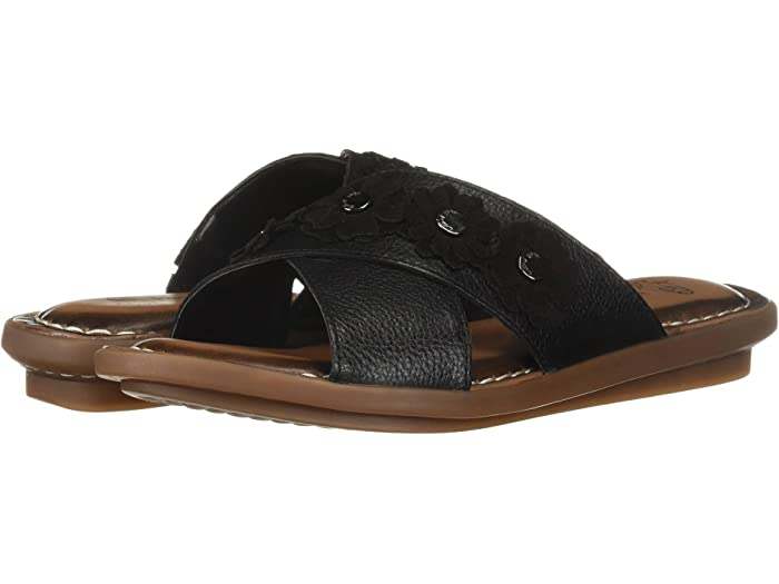 Hush Puppies Hush Puppies Olive Cross Band Slide