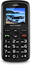 Celular Vita Dual Chip Tela 1, 8 Pol. Usb E Bluetooth Preto