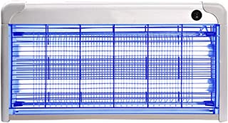 Lámpara de Mosquitos de 3W eléctrica, Insecto Asesino UV Bug Zapper Fly Trap Luces asesinas de Mosquitos, for el Comedor de jardín de Cocina, Montaje en Pared, de pie o suspendido en el Techo