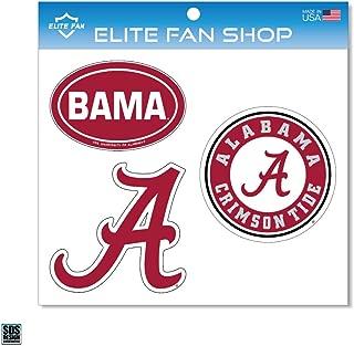 University of WCR13245412 Bumper Strip Wincraft NCAA Alabama 3 x 12 3 x 12