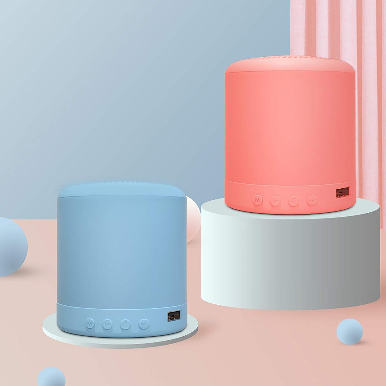 LEEDY Mini Wireless Bluetooth-Lautsprecher USB-Karte Kleiner Lautsprecher 10 Meter Bluetooth Reichweite Lautsprecher mit 8 Stunden Spielzeit