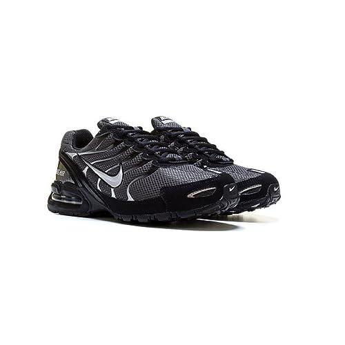 half off ce473 b3100 Nike Men s Air Max Torch 4 Running Shoe Anthracite Metallic Silver Black  Size 11.5