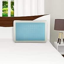Home Centre Watercress Memory Foam Gel Pillow - White