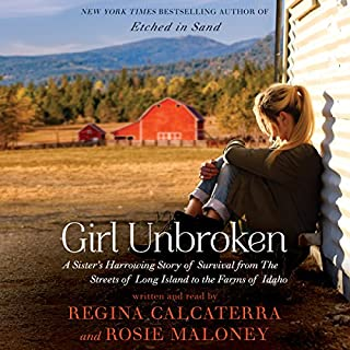 Girl Unbroken audiobook cover art