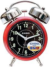 Casio TQ-362-4ADF Alarm Clock, Red